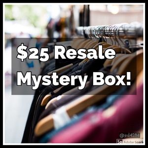 $25 Resale Mystery Box!